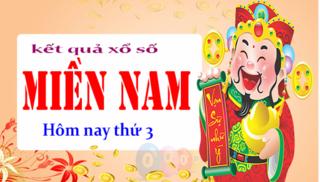 XSMN 9/4 - Kết quả xổ số Miền Nam hôm nay thứ 3 ngày 9/4/2019