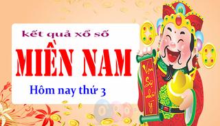 XSMN 14/5 - Kết quả xổ số Miền Nam hôm nay thứ 3 ngày 14/5/2019 - KQXSMN 14/5