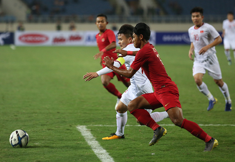 HLV Park Hang Seo và các học trò được dự báo sẽ có trận đấu khó khăn với Thái Lan