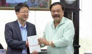 Cựu CEO Samsung Hàn Quốc: Giá trị cốt lõi, tiêu biểu của Tân Hiệp Phát là sáng tạo và cải tiến