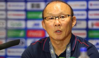 HLV Park Hang Seo: 'Sau chiến thắng này Việt Nam không còn sợ Thái Lan'