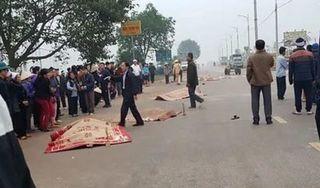 Xác định tốc độ xe khách khi tông vào đoàn xe tang khiến 7 người tử vong