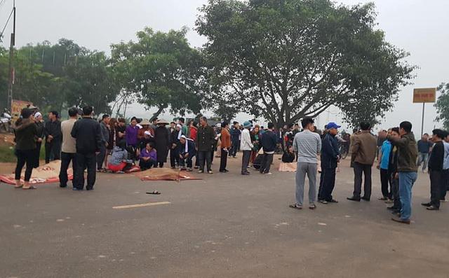 Danh tính 7 nạn nhân tử vong trong vụ xe khách tông xe tang ở Vĩnh Phúc