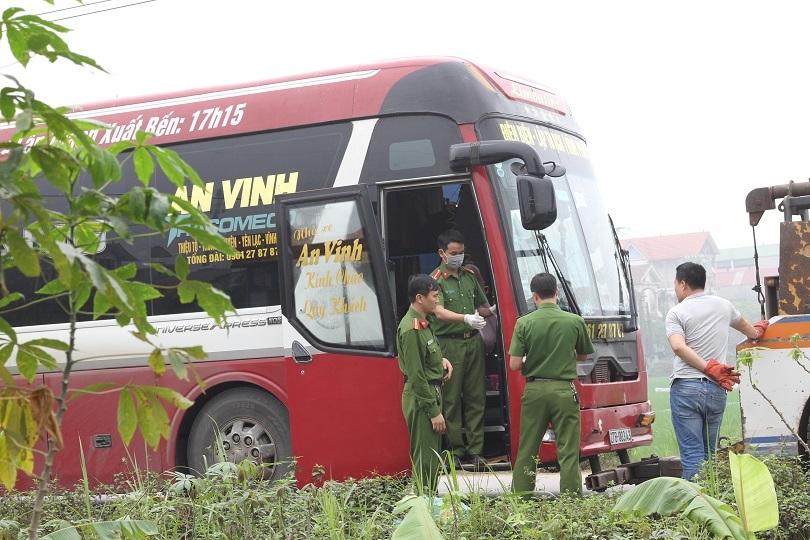 Người dân thoát nạn trong vụ tai nạn 7 người tử vong ở Vĩnh Phúc kể lại giây phút kinh hoàng3