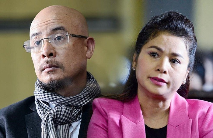 Tòa đang phán quyết vụ ly hôn vợ chồng 'vua cà phê' Trung Nguyên
