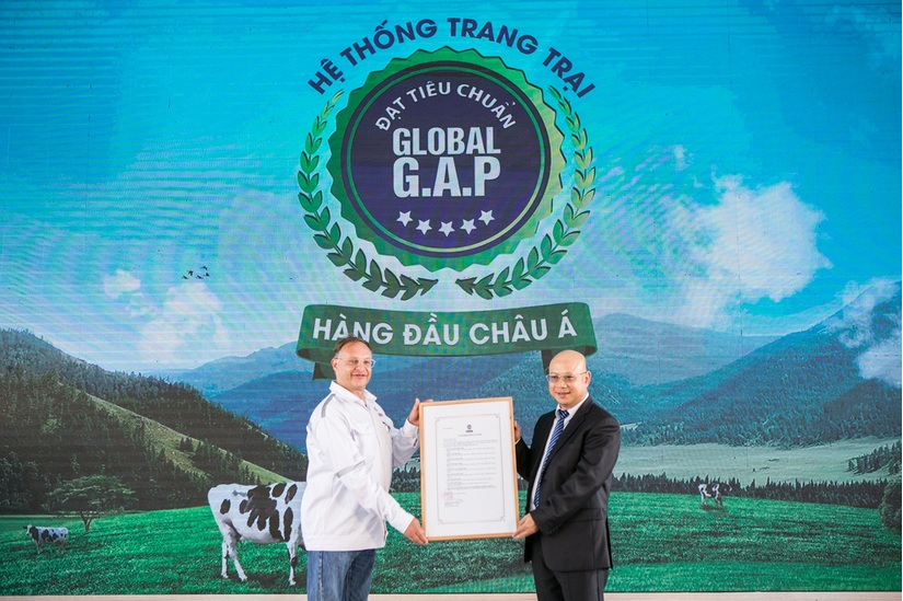Resort bò sữa Vinamilk Tây Ninh - Ngôi nhà lý tưởng của những cô bò hạnh phúc