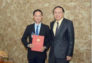 Bộ TN-MT lên tiếng việc bổ nhiệm em trai Bộ trưởng Trần Hồng Hà làm Tổng cục trưởng