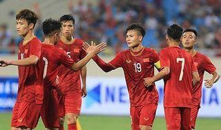 U23 Việt Nam lập kỷ lục ở vòng loại U23 châu Á 2020