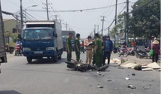 Tin tức TNGT ngày 28/3/2019: Xe tải tông xe máy, đôi vợ chồng tử vong