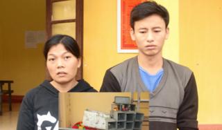 Hà Nam: Bắt giữ đôi vợ chồng trộm cắp hộp đệm trên đường cao tốc