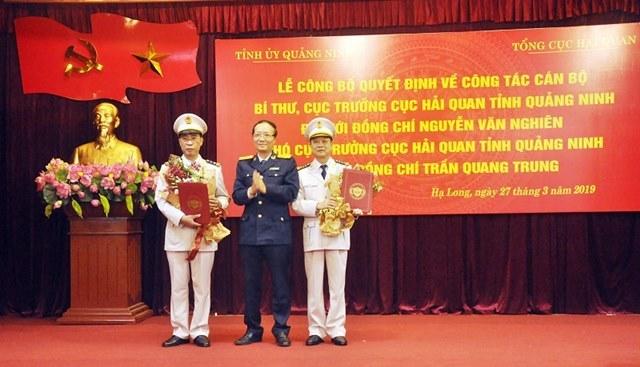 Quảng Ninh: Bổ nhiệm chức danh Cục trưởng Cục Hải quan