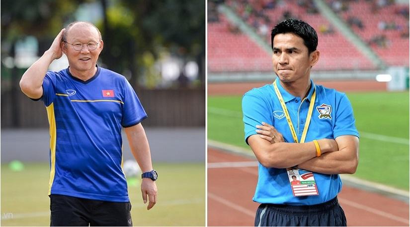 Kiatisak dẫn đắt Thái Lan so tài với HLV Park tại King's Cup 2019?