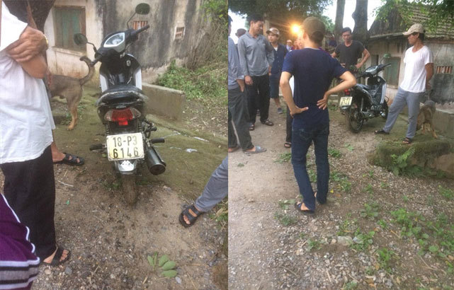 Nam Định: Nhiều giờ tìm kiếm thi thể người đàn ông đuối nước dưới sông
