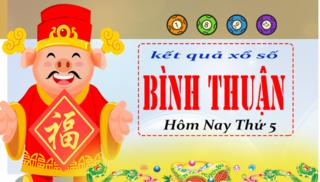 XSBTH 4/4 - Kết quả xổ số Miền Nam tỉnh Bình Thuận thứ 5 ngày 4/4/2019