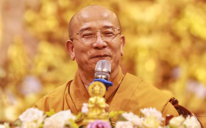 Vì sao giấy thỉnh oan gia trái chủ chùa Ba Vàng đóng dấu treo BTS Phật giáo Quảng Ninh