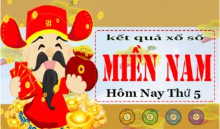 XSMN 18/4- Kết quả xổ số Miền Nam hôm nay thứ 5 ngày 18/4/2019 - KQXSMN 18/4