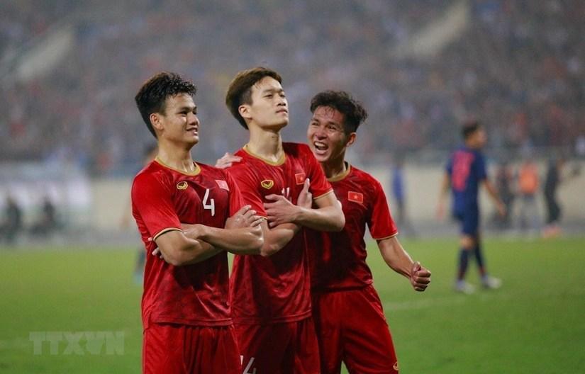 U23 Việt Nam giánh vé dự vòng chung kết U23 châu Á với thành tích toàn thắng