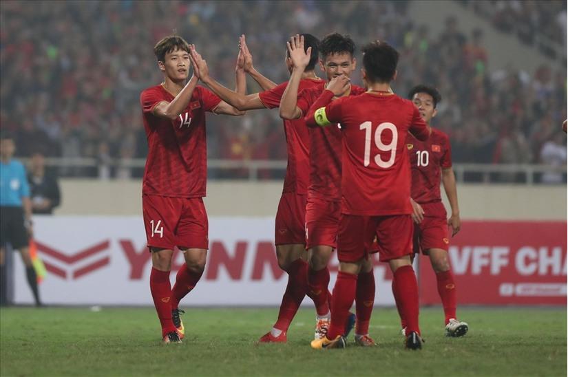 U23 Việt Nam đã được Tổng thư ký AFC Dato' Windsor John đã gửi thư chúc mừng