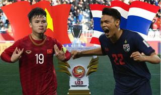 Người Thái 'mừng ra mặt' khi tránh được U23 Việt Nam tại VCK U23 châu Á 2020