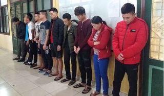 Nam Định: Triệt phá sới bạc 'khủng