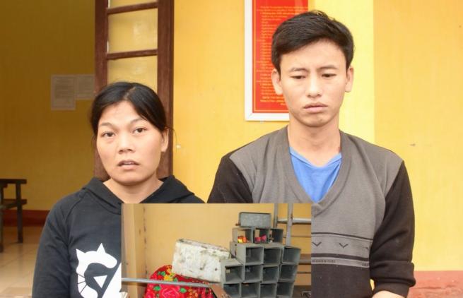 Nam Định: Người thân bàng hoàng khi hay tin đôi vợ chồng bị bắt vì trộm cắp