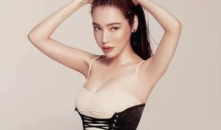 Chuẩn bị tái xuất showbiz, Elly Trần tung bộ ảnh sexy hết cỡ