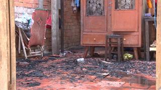 Phát hiện thi thể người đàn ông chết cháy cạnh bình gas mở van