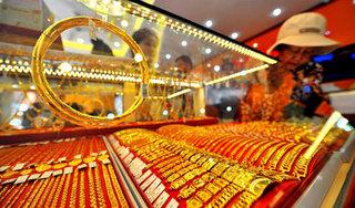 Giá vàng hôm nay 13/10: Vàng nội rời mốc 42 triệu đồng/lượng