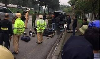 Công an Bắc Ninh nổ súng trấn áp, chặn hai nhóm côn đồ hỗn chiến vì một cô gái