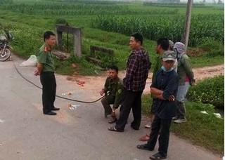 Nghệ An: Gây tai nạn chết người còn lấy xe của nạn nhân tẩu thoát