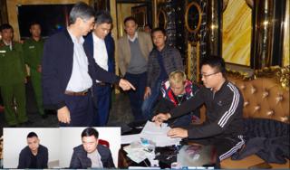 Hà Nam: Bắt giữ 3 đối tượng cung cấp ma túy đá cho nhiều quán karaoke