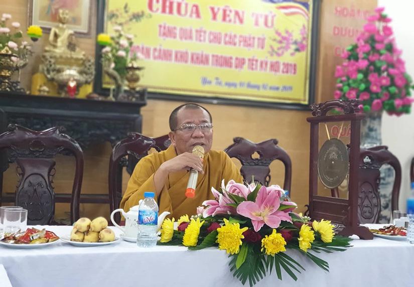 Đại đức Thích Trúc Thái Minh xin lỗi phật tử và nhân dân cả nước