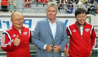 Người Hàn Quốc nóng lòng chờ đợi HLV Park Hang Seo đối đầu với 'phù thủy' Guus Hiddink