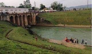 Tìm thấy thi thể cô gái gọi điện về cho mẹ trước khi nhảy sông tự vẫn