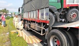 Tin tức TNGT ngày 31/3/2019: Xe tải kéo lê xe máy, 1 người tử vong