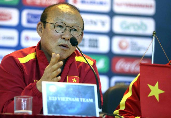 HLV Park Hang Seo tuyển thêm trợ lý Hàn Quốc quyết vô địch tại King's Cup