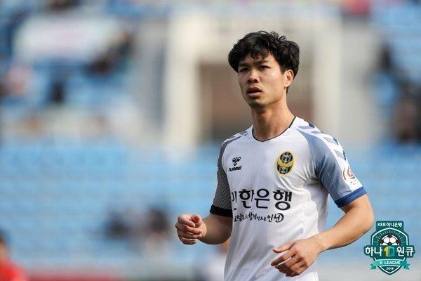 Công Phượng chơi ấn tượng, Incheon United vẫn thất thủ 1-3