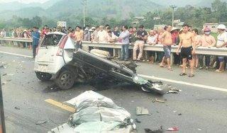 Danh tính các nạn nhân vụ xe ben tông ô tô con kinh hoàng ở Hoà Bình