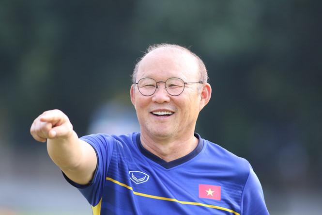 HLV Park Hang Seo giúp bóng đá Việt Nam lột xác