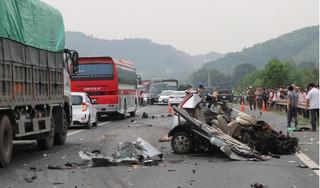 Tin tức TNGT ngày 1/4/2019: Tai nạn liên hoàn khiến 4 người thương vong