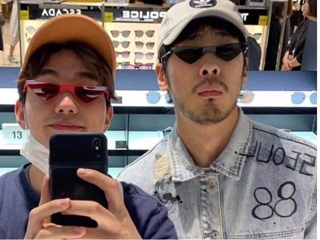 Mỹ nam Hàn Quốc Yoo Seung Ho khoe ảnh du lịch tại Đà Nẵng