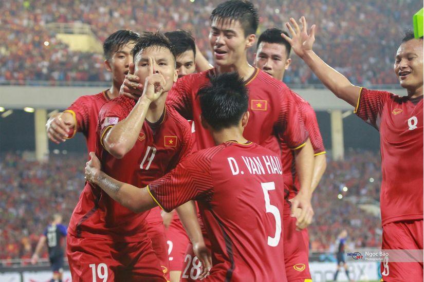 Giá trị chuyển nhượng các tuyển thủ Việt Nam tăng mạnh hậu Asian Cup 2019