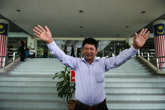 Gia đình Đoàn Thị Hương xúc động nghe tin con gái sẽ sớm về nhà
