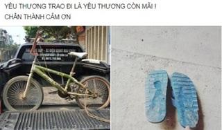 Xe của bé trai đi từ Sơn La xuống Hà Nội thăm em: Đã có người trả giá 15 triệu đồng