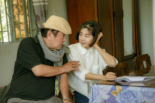 Diễn viên Mai Phương trở lại màn ảnh nhỏ sau thời gian bị ung thư phổi