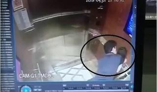 Đã xác định được kẻ có hành vi bệnh hoạn với bé gái trong thang máy ở TP.HCM