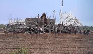 Danh tính nạn nhân trong vụ sập giàn giáo 9 người thương vong ở Nam Định