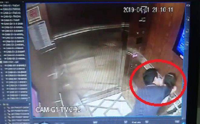 Gã đàn ông sàm sỡ, cưỡng hôn bé gái trong thang máy đã trở về Đà Nẵng