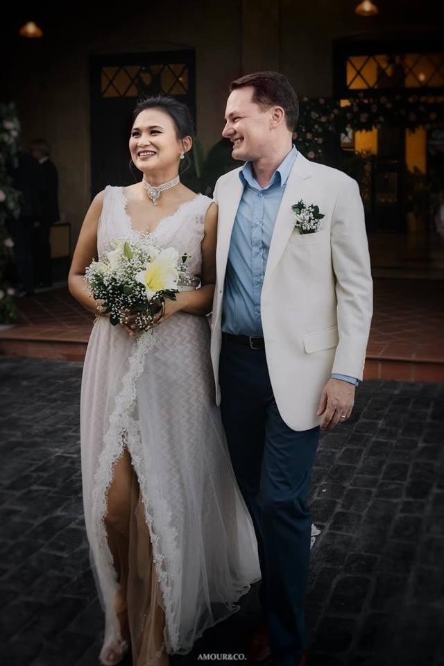 Vợ mới của chồng cũ Hồng Nhung quyền lực và giàu có thế nào?
