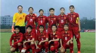 Tuyển nữ Việt Nam quyết đánh bại chủ nhà Uzbekistan ở vòng loại Olympic 2020